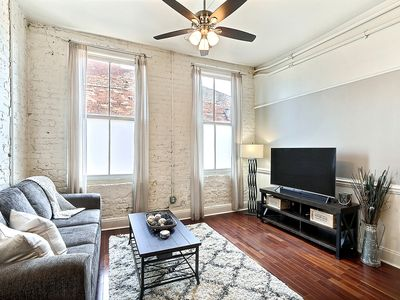 Photo for Amazing Loft Right in the Heart of Downtown! Walking Distance To Everything!