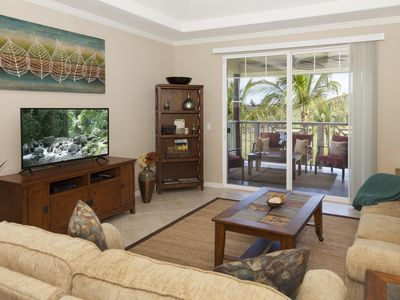 Photo for Waikoloa Beach Villas H32-GOLF MEMBERSHIP, OUTDOOR BBQ KITCHEN, AMAZING VIEWS