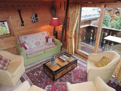 Photo for 3BR Apartment Vacation Rental in MERIBEL VILLAGES