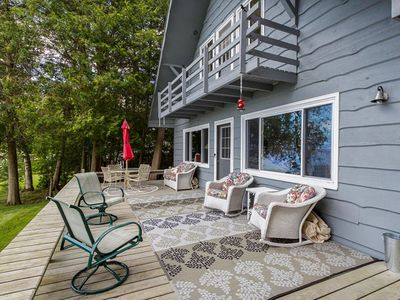 Photo for Burt Lake Family Getaway East Side near the town of Indian River, MI