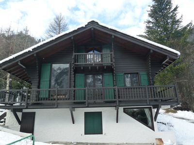 Photo for CHAMONIX MONT BLANC CHALET