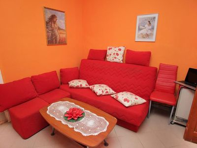 Photo for Three bedroom apartment with air-conditioning Trogir
