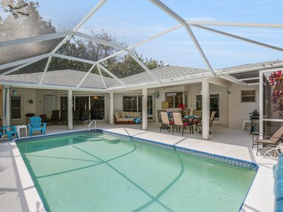 Photo for Roelens Vacations - Villa Island Pearl - Sanibel Island