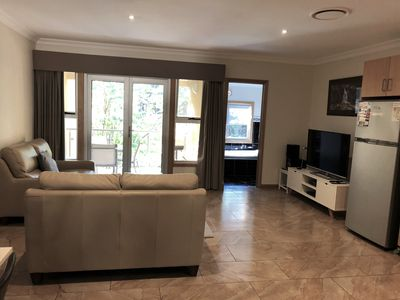 Apartment on Delany 4