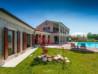 Photo for Spacious villa with a big private pool