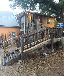 Photo for Eclectic fun and comfort, short walk to the Guadalupe River. Family friendly !