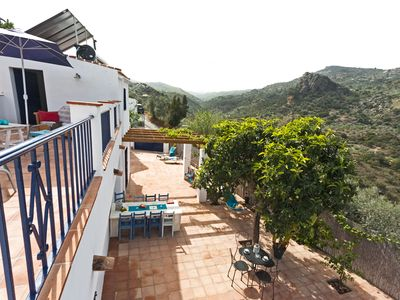 Photo for A paradise: finca (9p) with private heated swimming pool and lots of privacy and atmosphere