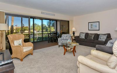 Photo for Doveplum 621- 2 Story, 2 Bedroom Condo with Private Beach with lounge chairs & umbrella provided,...