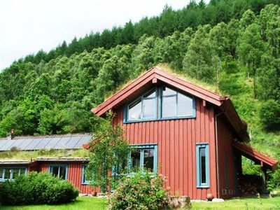 Photo for Spacious House in a spectacularly scenic area, mountains, forests and glens
