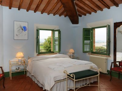 """Photo for PODERE SALICOTTO: Celeste - """"Comfort"""" double room"""