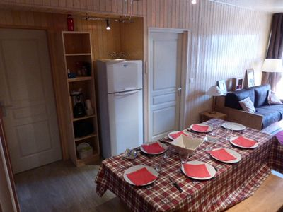 Photo for superb 3 rooms near ski slopes and ski schools equipped WIFI, 8couchages