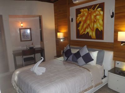Photo for COCOS CABANAS,BOUTIQUE BUNGALOW ,4 Miles from Playa del Carmen