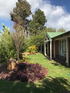 Photo for The Glenvale - secluded house a few minutes walk to town