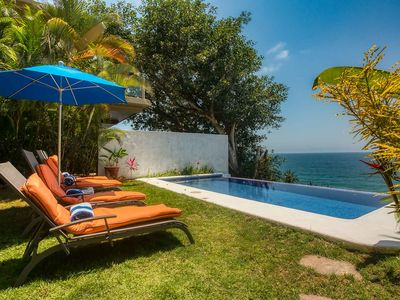 Photo for Casa Puesta del Sol - Spectacular ocean views from hilltop location