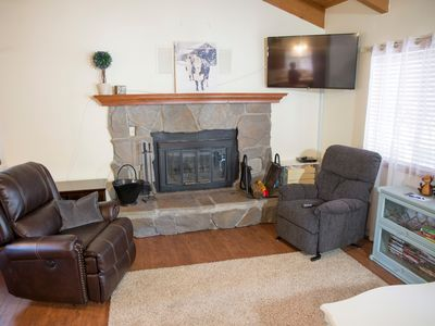 Photo for Lovely Chalet near Yosemite in Pine Mountain Lake gated resort-style community