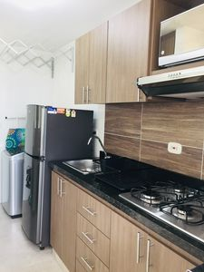 Photo for 2BR Apartment Vacation Rental in bochalema, Cali