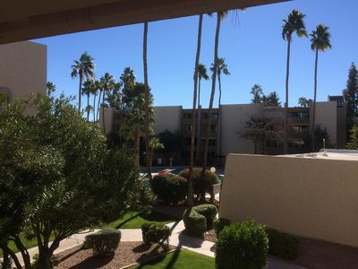 Photo for Architect owned 2 bd. rm. 2 bath completely renovated Old Town Scottsdale condo