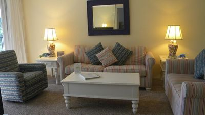 Photo for Pointe Santo B21 Beautiful, newly renovated 2 bedroom condo, angle waterview, sleeps 6