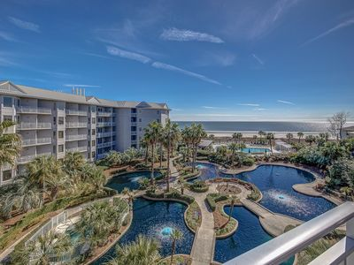 Photo for 1405 SeaCrest ~ Newly Renovated 4th Floor Villa with Awesome Ocean Views!