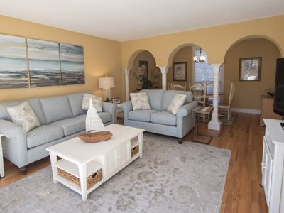 Photo for Seascape Villa 3226 - Newly Remodeled! Short Walk to Beach and Coligny