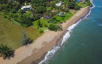 Photo for Fabulous 3 Br Kekaha Estate w/ pool access overlooking the beach!
