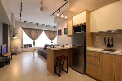 CozyHome #3 Studio 350m to KLCC Tower