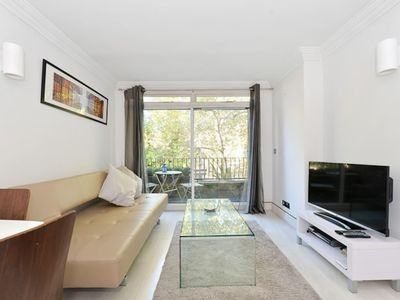 Photo for 1 bed with balcony in the heart of Notting Hill