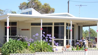 Photo for Deckadence Seafront-amazing water views- open for holidays