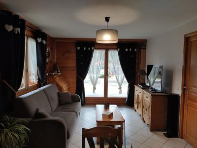 Photo for 2 room apartment, 4 people, at the foot of the slopes