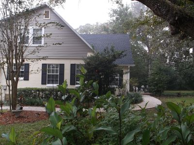 Photo for 4 br large home with pool