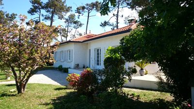 Photo for Charming house 800m from the beach