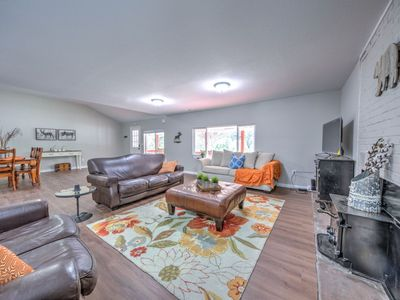 Photo for Newly Remodeled Mountain Get Away with private attached Suite