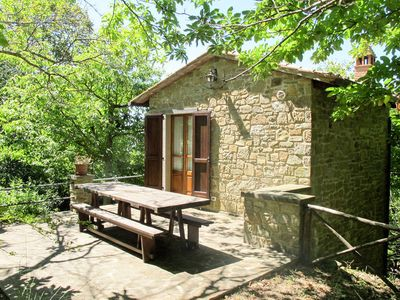 Photo for Vacation home Cottage Contadina  in Cortona (AR), Arezzo and surroundings - 4 persons, 1 bedroom