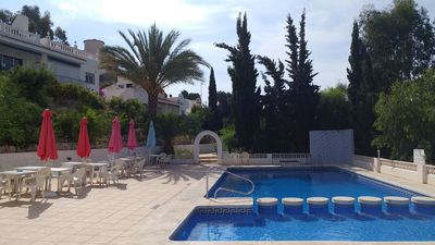 Photo for Nice Family Holiday Home With WiFi and Swimming Pool 100 Meters from the Beach