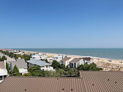 Photo for A606: 2BR Sea Colony oceanfront condo! Private Beach, pools, tennis & more!