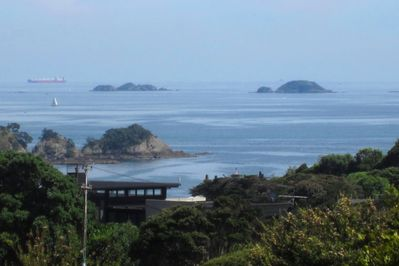 View to Oneroa coastline