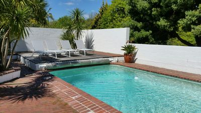 Photo for Stunning Villa, Pool, Mountain View & Close To Vineyards Of Groot Constantia