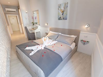 Photo for NEW OPENING LUXURY APT PIAZZA DI SPAGNA