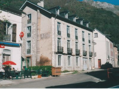 Photo for Apartment in the heart of a typical Pyrenean village