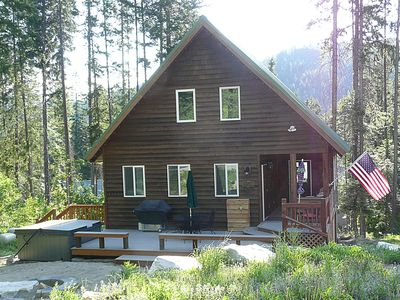 Photo for Nason Creek Cabin - Great Reviews!!!