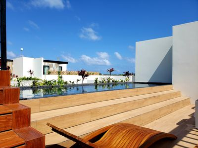 Photo for Tulum Aldea Zama - STYLISH 3 BDR apartment, fully equipped by Happy Address
