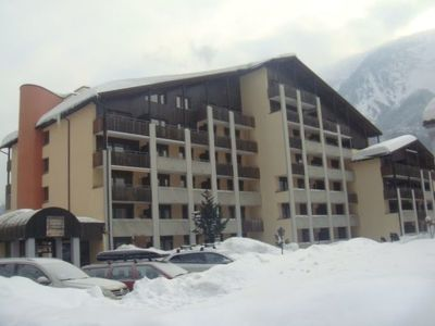 Photo for Apartment Disentiserhof Schmid in Disentis - 2 persons, 1 bedrooms