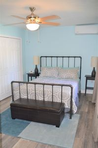 Photo for Cape Canaveral beachy townhouse w/ private courtyard, covered parking