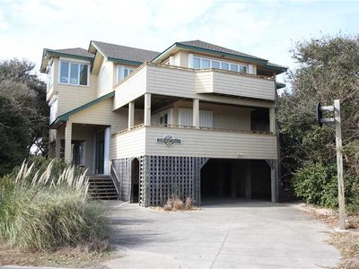 Photo for #VOH12: Partial OCEANVIEW Home in Corolla w/Hot Tub & Rec Room