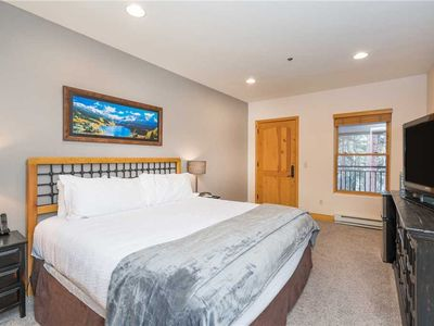 Photo for Lock-Off Hotel Room With King Bed, Access to Heated Pool, Hot Tubs