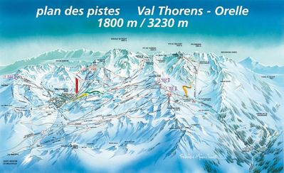 Photo for Pichu 2 Val Thorens Sunny Apartment 2 pers.-Foot tracks-unobstructed view