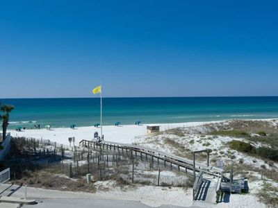 Photo for Family friendly with awesome views close to the beach access!
