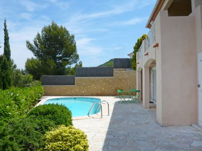 Photo for Vacation home Les Cèdres in Saint Cyr sur Mer La Madrague - 10 persons, 5 bedrooms