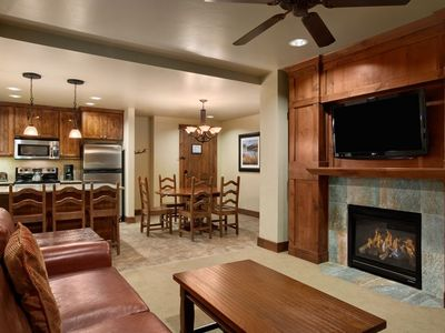Photo for Ski In-Out Grand Lodge on Peak 7 New Years Dec 27-31. Master unit sleeps 4.