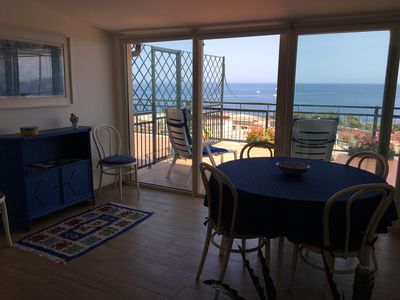 Photo for Europa Guest House - Holiday Home with large terrace and sea view